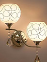 LED / Style mini Chandeliers muraux,Moderne/Contemporain E26/E27 Metal