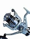Fiskerullar Carp Fishing Reel / Spinning Reels 5.2:1 11 Kullager utbytbarSjöfiske / Spinning / Jigging fiske / Färskvatten Fiske /