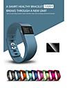 tw64 smartband armband wearable liv vattentät stegräknare Smartwatch för ios android