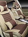 bilbarnstol läder och lin bovete vård säsonger kudde uppsättning allmänna sittunderlag bak 125-133-140 cm