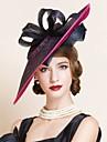 Women\'s Flax Headpiece - Wedding / Special Occasion Hats 1 Piece