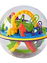 nya 3d magiska intellekt labyrint boll 158 nivå ungar barn balans logik förmåga pusselspel pedagogiska utbildningsverktyg