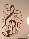 Music / Fashion Wall Stickers Plane Wall Stickers , PVC 56cm*90cm