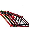 """Neasty® MB-NT02 Full Carbon Fiber Orange/Green/Red/Glossy  26er mountain bike frame 15""""/17"""""""