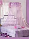 En panel Modern Solid Blå / Grön / Rosa / Purpur / Vit / Gul / Orange Bedroom PVC Sheer gardiner Shades