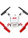 WL leksaker V686G Drönare 6 Axel 4 Kanaler 2.4G Radiostyrd quadcopter Med Kamera