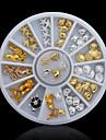 1PCS  Marine Metal Nail Jewelry Box
