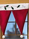 Julprydnader gardiner hänger agera roll jul