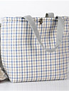 Women Cotton Shopper Tote - 1# / 2#