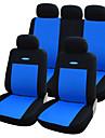 autoyouth siege de voiture de haute qualite couvre polyester ajustement universel voiture 3mm composite eponge couvre les accessoires de