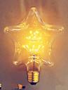 E27 2W star hotel de Edison barre de der lumiere decorative ampoule 110v220v