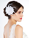 Women\'s Fabric Headpiece-Wedding Special Occasion Outdoor Flowers