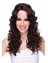 charmante vente de boucle perruque a eurepean syntheic perruques de cheveux extesions populaire