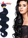 """3pcs / lot 8 """"-30"""" bresilien ondes de corps de cheveux vierges cheveux bresilienne vierge non traitee faisceaux de cheveux bresiliens"""