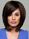 synthetique couleur noire perruques de cheveux de qualite superieure de qualite