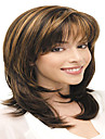 Sublimate Wig  Lady Women Charming  Wig Syntheic Wave Wigs