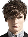 Men\'s Handsome Wigs Fashionable Brown Synthetic  Wigs To European And America