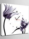 Square/Fyrkantig Modern Väggklocka , Andra Kanvas40 x 40cm(16inchx16inch)x1pcs/ 50 x 50cm(20inchx20inch)x1pcs/ 60 x