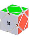 Slät Hastighet Cube Skewb Hastighet Magiska kuber Ivory ABS
