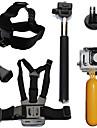Accessoires pour GoPro, Avec Bretelles Fixation Etanches Flottant, Pour-Camera d\'action, Gopro Hero 2 Gopro Hero 3 Gopro Hero 3+ Gopro Hero