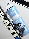 Cykel Vattenflaskor Cykel Bekväm Blå Plast