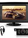 Camera de recul - 510 x 492 - 420 Lignes TV - 120° - 1/4 pouce CMOS couleur haute definition