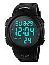 SKMEI® 50 m Waterproof, Taiwan Chip, Big Dial, Countdown Timer, Men's Sports Watch Cool Watch Unique Watch
