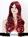 neitsi 100%カネカロン繊維22「-24」(55〜60センチメートル)225グラム/ PCの女性の女の子のコスプレ長い人工毛かつら