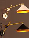 LED Eclairage avec Bras oscillant,Rustique/Campagnard Metal