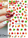 Water Transfer Printing Nail Sticker Decal
