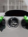 2pcs vent voiture de parfum de forme aleatoire parfum de sortie d\'assainisseur d\'air