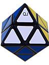 Qiji® Cube de Vitesse  Alien Vitesse Cubes magiques Noir Plastique