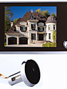 2.0 Mega Pixel Digital Door Viewer Camera with 3.5 Inch LCD Color TFT Monitor