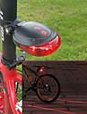 Cykellyktor / Baklykta till cykel LED / Laser - Cykelsport Enkel att bära / Varning AAA 100 Lumen Batteri Cykling-Belysning