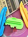 curtoon multi-purpose tandkräm Squeezer-slumpmässig färg