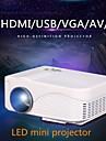 Aupuda® X9 LCD VideoprojecteurUltra-Portables WVGA (800x480) 1000 Lumens LED 16:9