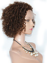 """10 """"-26"""" brasilianska jungfru hår 100% människohår spetsar peruker lockigt hår spetsar peruker"""