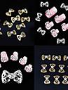 10pcs - Bijoux pour ongles - Doigt - en Adorable - 2cm
