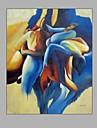 Peint a la main PersonnageModern Un Panneau Toile Peinture a l\'huile Hang-peint For Decoration d\'interieur