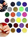 24 - Bijoux pour ongles / Bouts  pour ongles entiers - Doigt - en Adorable - 3*3*2cm