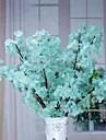 Une succursale Polyester Cerisier du Japon Arbre de Noel Fleurs artificielles