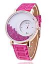 Women\'s Circular Rolling Beads Quartz Wrist Watch(Assorted Colors)