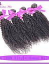 billig klass 7a peruanska kinky lockigt jungfru hår 3st / lot obearbetat peruanska jungfruligt hår lockigt väva