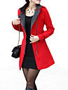 OZL®Women\'s Belt  Woolen Trench Coat(More Colors)