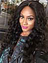 Brazilian Virgin Hair Lace Front Human Hair Wigs Body Wave Natural Black Glueless Full Lace Human Hair Wigs