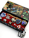 Bijoux Inspire par The Legend of Zelda Cosplay Anime/Jeux Video Accessoires de Cosplay Colliers / Broche Rouge / BleuAlliage / Gemmes