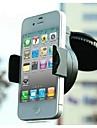 bil 360 ° luftventilationshållare stand hållare fäste för gps cell mobiltelefon iPhone