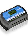 10a 12v / 24v solpanel laddare controller batteri regulator med usb lcd PWM