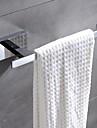 HPB®,Handdukshängare Krom Väggmonterad 21.5cm*6.5cm*4cm(8.5*2.6*1.6) Mässing Modern