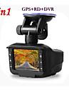 8 MP interpolerad - till GPS / Vidvinkel / 720P / HD - 2560 x 1920 - CAR DVD